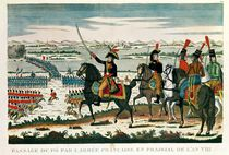 Passage to Po, before the Battle of Marengo by French School