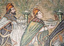 Two Magi by Byzantine School