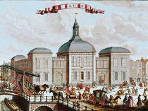 The Stock Exchange, Amsterdam von Francois van Bleyswyck
