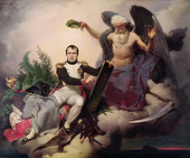 Napoleon Crowned by Time, before 1833 by Jean Baptiste Mauzaisse