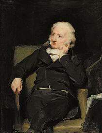 Henry Fuseli , 1817 by George Henry Harlow