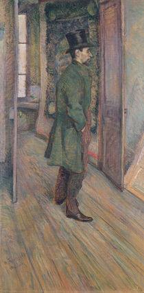 Francois Gauzy von Henri de Toulouse-Lautrec