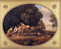 Labourers, 1781 by George Stubbs