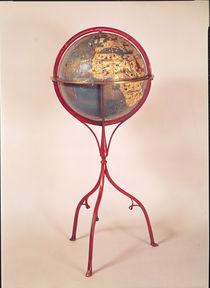 Terrestrial Globe, showing the Indian Ocean von Martin Behaim