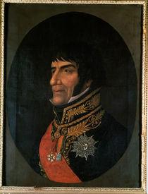 Francois Lefebvre Duke of Dantzig von French School