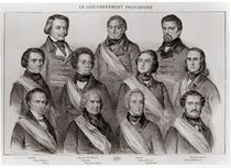 The Provisional Government of 1848 von French School