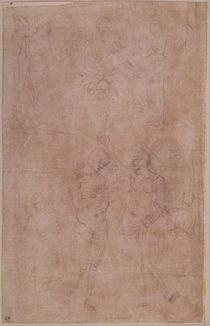 The Baptism of Christ by Pietro Perugino