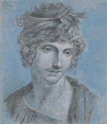 Madame Aubry Olympia of Gouges by French School