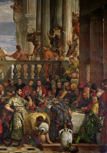 The Marriage Feast at Cana by Veronese