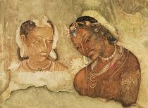 A Princess and her Servant von Indian School