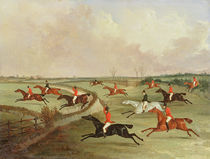 The Quorn Hunt in Full Cry: Second Horses von John Dalby