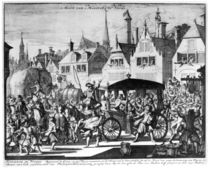 The Assassination of Henri IV by Caspar and Luyken, Jan Luyken