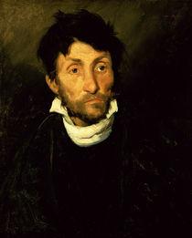 Kleptomania: Portrait of a Kleptomaniac von Theodore Gericault
