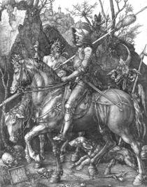 Knight, Death and the Devil von Albrecht Dürer