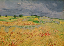 Plain at Auvers, 1890 von Vincent Van Gogh
