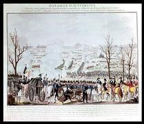 Battle of Austerlitz, 2nd December 1805 von French School