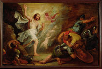 The Resurrection of Christ by Peter Paul Rubens