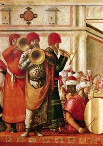 St. George Baptising the Gentiles by Vittore Carpaccio