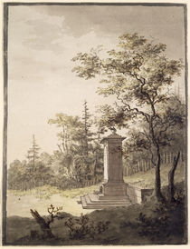 Emilias Kilde, 1797 by Caspar David Friedrich