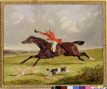 Encouraging Hounds, 1839 by John Frederick Herring Snr