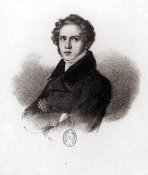 Portrait of Vincenzo Bellini von Carlo Arienti