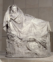 Napoleon's Awakening to Immortality von Francois Rude