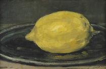 The Lemon, 1880 by Edouard Manet