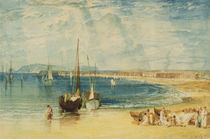 Weymouth, c.1811 von Joseph Mallord William Turner