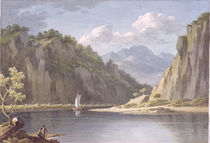 On the River Elbe, near Lowositz in Saxony by Richard Colt Hoare