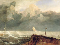 Port Ruysdael by Joseph Mallord William Turner