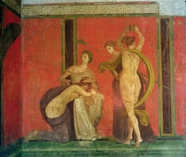 Scourged Woman and Dancer with Cymbals by Roman