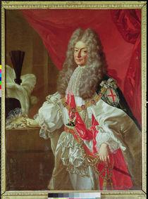 Antoine-Nomper de Caumont Duke of Lauzun von Godfrey Kneller
