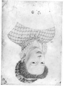 Marguerite of Valois 1568 von Francois Clouet