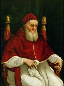 Portrait of Pope Julius II c.1512 by Raphael