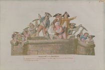 The Demolition of the Bastille von Lesueur Brothers