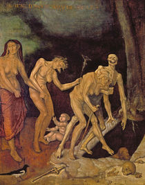 The Walk to Death by Hans Baldung Grien