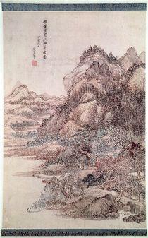 Autumn Mountains by Wang-Huei