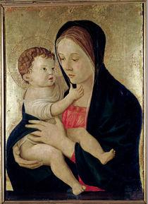 Madonna and Child, c.1475 von Giovanni Bellini