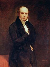 Portrait of Odilon Barrot von Ary Scheffer