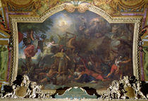 Franche-Comte Conquered for the Second Time by Charles Le Brun