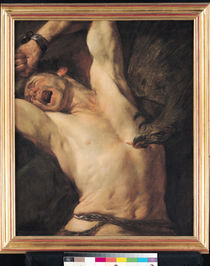The Torture of Prometheus von Giovacchino Assereto