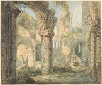St. Cuthbert's Holy Island von Thomas Girtin
