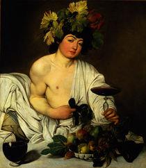 The Young Bacchus, c.1589 by Michelangelo Merisi da Caravaggio