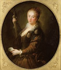 Portrait of a Pilgrim von Jean-Alexis Grimou