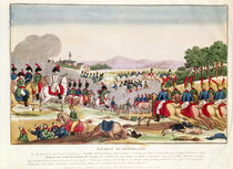 The Battle of Friedland, 14th June 1807 by French School