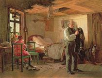 Morning in a Porter's Lodge by Kirill Vikentevich Lemokh