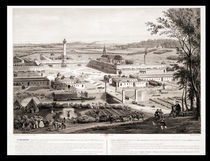 View of a French Phalanstery von Charles Francois Daubigny