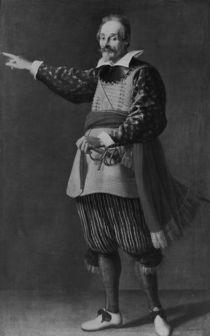Portrait of the Marquis Ambrogio Spinola von Diego Rodriguez de Silva y Velazquez