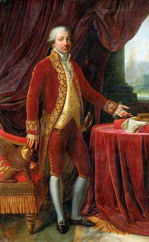 Portrait of Charles-Marie Bonaparte 1805 by Anne Louis Girodet de Roucy-Trioson