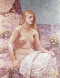 St. Mary Magdalene, 1897 by Pierre Puvis de Chavannes